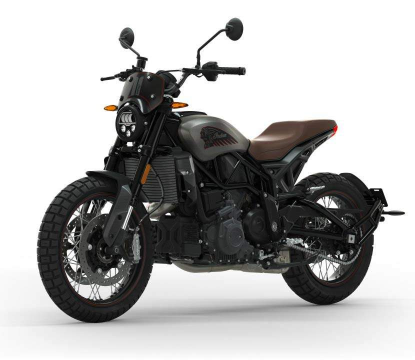 Indian FTR1200 Rally technical specifications